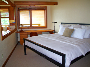 King suite at Terrace Point.