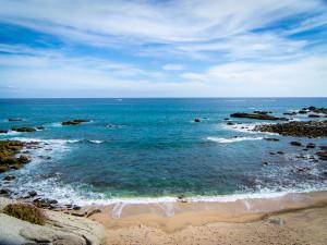 The beach at Seabreeze Vacation Rentals, LLC.