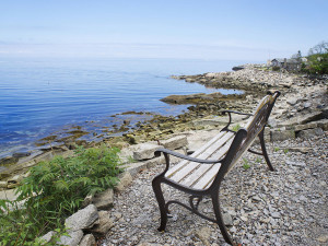 Coastal view at Atlantic Vacation Homes.
