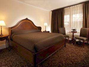 Condo Bedroom at The Stanley Hotel