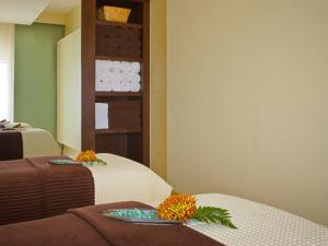 The spa at Hyatt Regency Trinidad.