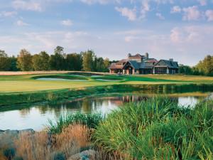 Wildfire Golf Club near Pine Vista Resort.