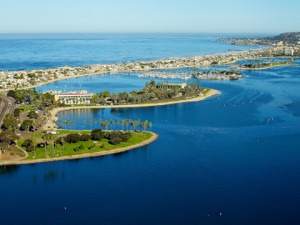 Bahia Resort Hotel offers an incredible Mission Bay location.