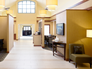 Lobby Area at Hyatt House Scottsdale/Old Town