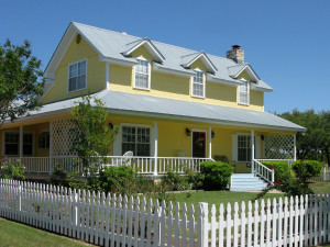 Exterior view of Country Place Bed & Breakfast.