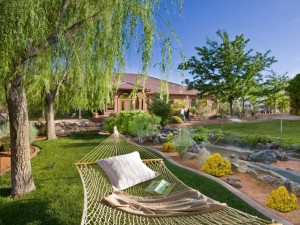 Hammocks at Red Mountain Resort & Spa.