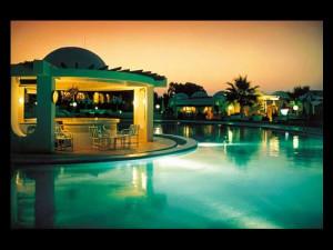 Outdoor pool at Abou Nawas Diar El Andalous.