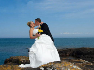 Weddings at Superior Shores Resort.
