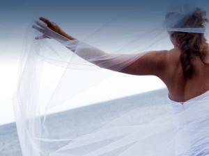 Wedding at Temperance Landing on Lake Superior.