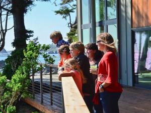 Family at Redwood Coast Vacation Rentals.