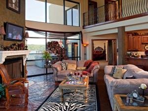 Villa interior at D' Monaco Luxury Resort.