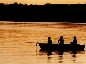 Fishing at Sunset Bay Resort