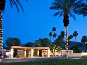 Exterior view of Desert Isle Of Palm Springs.