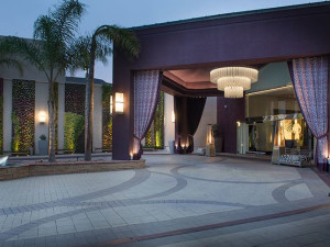 Exterior View of Avenue of the Arts Wyndham Hotel