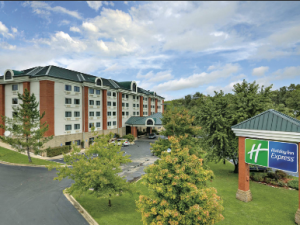 Exterior View of Holiday Inn Express