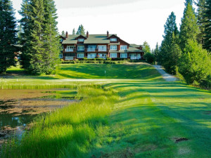 Exterior view of Kahler Glen Golf & Ski Resort