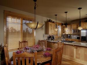 Cabin Kitchen at Brasada Ranch
