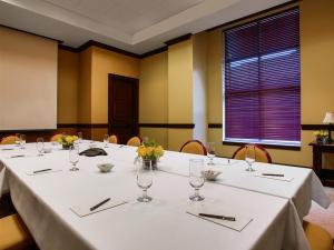Meeting at Sheraton Duluth Hotel.