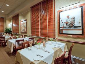 Hemingway's Restaurant at Holiday Inn Suites Ocean City.