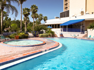Outdoor Pool at Best Western Lake Buena Vista