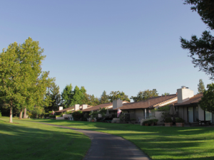 Exterior view of Nappa Valley Resort at Silverado.