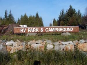 RV Park at Shearwater Resort & Marina.