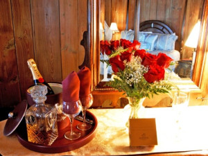 Romantic packages at The French Manor Inn.