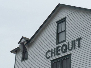 Exterior view of Chequit Inn.