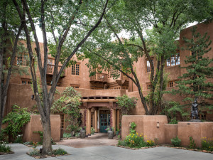 Exterior view of Hotel Santa Fe