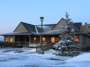 Winter at the Pinnacle Inn Resort
