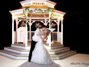 Wedding at Olympia Resort.