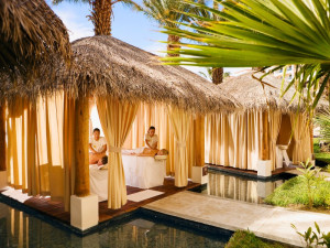 Outdoor Massage at Barcelo Los Cabos