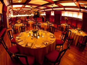 Reception at Paso Robles Inn