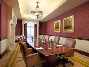 Meeting room at The Westin Lake Las Vegas Resort & Spa.