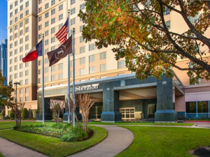 Welcome to the Sheraton Suites Houston Near the Galleria