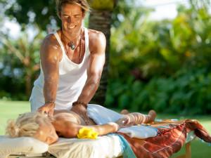 Massages at Lumeria Maui.