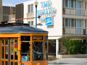 Exterior View of The Wharf Inn