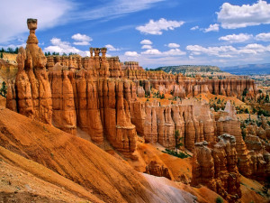 Bryce Canyon National Park near Cottonwood Meadow Lodge.