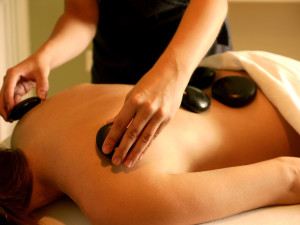 Hot Stone Massage at Mountain View Grand Resort