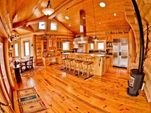 Rental kitchen at Watchdog Property Management LLC.