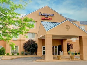 Exterior view of Fairfield Inn Fort Leonard Wood St. Robert.