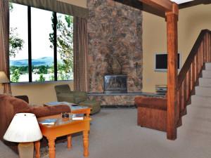Guest Suite at Lake Placid Club Lodges