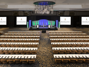 Meetings at The Woodlands Resort and Conference Center.
