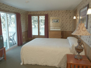 Guest Room at Antigua Resort on Plum Point