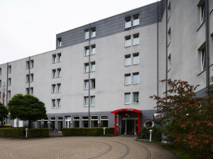 Exterior view of Inter City Hotel Gelsenkirchen.