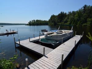 Rental dock at Recreational Rental Properties, Inc.