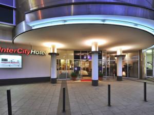 Exterior view of Inter City Hotel Kiel.