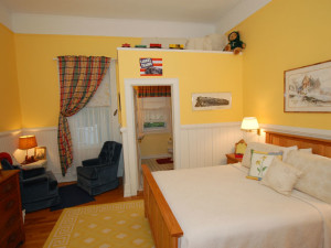 Guest Room at the Adger House Bed & Breakfast