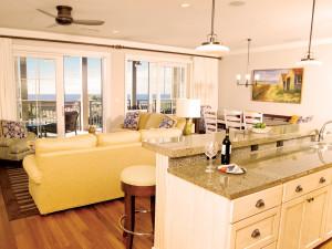 Rental interior at Newman-Dailey Resort Properties, Inc.