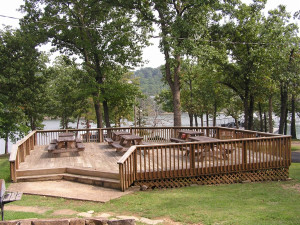 Mill Creek Resort on Table Rock Lake Picnic area